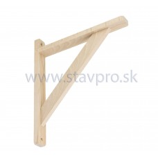 Konzola drevená zosilnená WDW