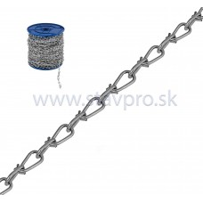 Reťaz uzlovaná DIN 5686 zinok